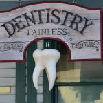 My dentist who worked his passion